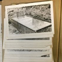 Image of P2017.025.005 - Construction of the Jamestown Bridge