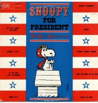Image of Snoopy for President