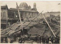 Image of San Jose, CA  1906 Earthquake