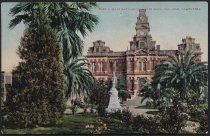 Image of Main Entrance to City Hall, San Jose, California