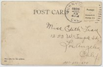 Image of reverse of postcard