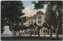 Image of Saint James Hotel and Park, San Jose, California