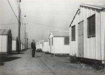 Image of Stanley Smock at Airport Village, San Jose, 1959