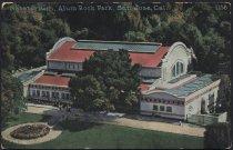 Image of Natatorium, Alum Rock Park, San Jose, Cal.