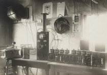 Image of Nat'l Radio Wireless Station, Las Plumas, CA, 1917