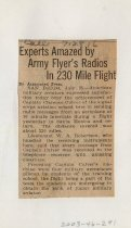 Image of 2003-46-291 - Perham Collection - Perham Clippings
