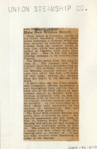 Image of 2003-46-600 - Perham Collection - Perham Clippings