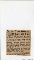 Image of 2003-46-84 - Perham Collection - Perham Clippings