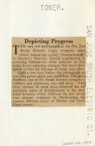 Image of 2003-46-599 - Perham Collection - Perham Clippings