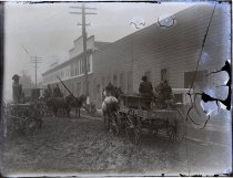 Image of 2012-61 - James B. Long Glass Plate Negatives