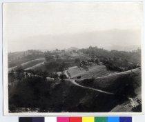 Image of Mount Hamilton road