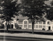 Image of Fremont Union High School, c. 1948