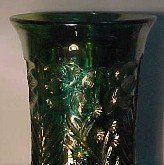 Image of Imperial Glass Company No. 484 Tiger Lily tumbler.