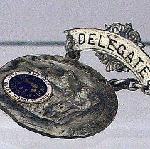Image of 2009.98.2 - Badge, Membership