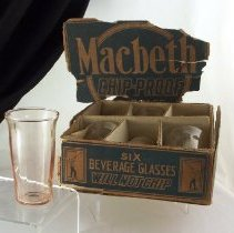 Image of Macbeth-Evans Glass Company No. 8247 beverage glass