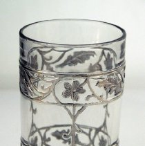 Image of Indiana Glass Company No. 151 Indiana Silver tumbler