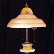Image of 2011.186.1a-c - Lamp, electric