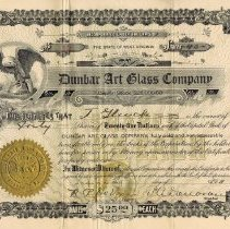 Image of 2014.72.10 - Certificate, Stock