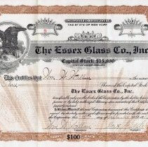 Image of 2014.72.16 - Certificate, Stock