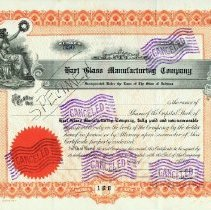 Image of 2014.72.20 - Certificate, Stock