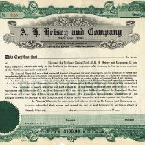 Image of 2014.72.21 - Certificate, Stock