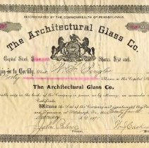 Image of 2014.72.3 - Certificate, Stock