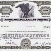 Image of 2014.72.32 - Certificate, Stock