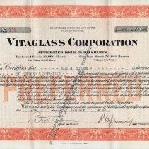 Image of 2014.72.41 - Certificate, Stock