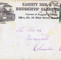 Image of 2015.3.107 - Envelope