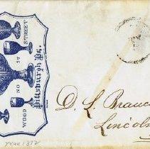 Image of 2015.3.341 - Envelope