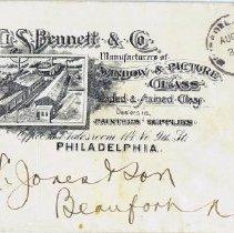 Image of 2015.3.372 - Envelope