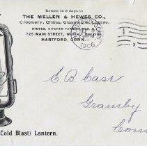 Image of 2015.3.344 - Envelope