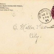 Image of 2015.3.368 - Envelope