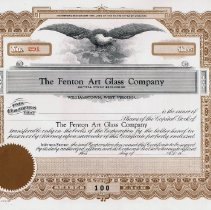 Image of 2015.3.379 - Certificate, Stock