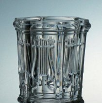 Image of Boston and Sandwich Glass Company Lyre spill holder