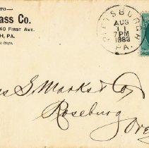 Image of 2016.3.392 - Envelope