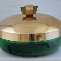 Image of 2011.281.16a-b - Dish, Candy