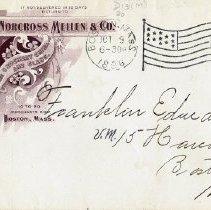 Image of 2017.3.248 - Envelope
