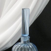 Image of Cambridge Glass Company perfume bottle with stopper