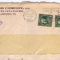 Image of 2017.3.427 - Envelope