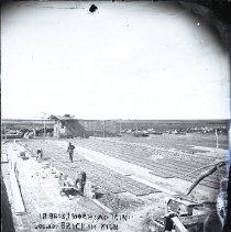 Image of FW_12899 - Lamb Brothers' Brickyard, Moorhead, Minnesota, 1880-1882