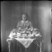 Image of FW_13187 - Barbara Wange on May Day, ca. 1940