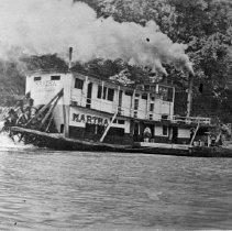 Image of Riverboat - Martha - 2003.10.15