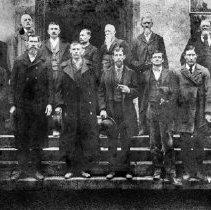 Image of Members of the Goebel Jury - 2003.10.20