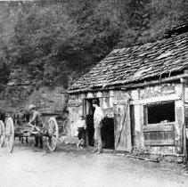 Image of Wallace Blacksmith Shop - 2003.10.46