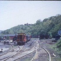 Image of F & C Railroad Yard - 2003.9.14