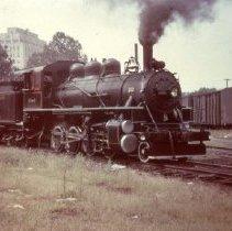 Image of F & C Railroad Steam Engine - 2003.9.15