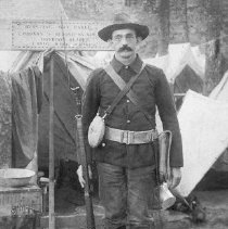 Image of Spanish American War Soldier - 2005.191.2