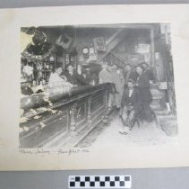 Image of Frank McDonal's Saloon St Clair 1912 - 2005.248.3