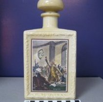 Image of Bourbon Decanter, Americana Collection, Patrick Henry - Bottle